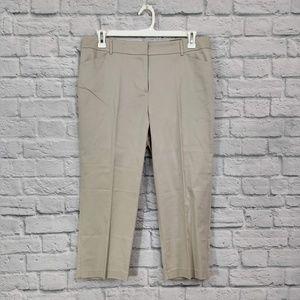 Chico's | Crop Khaki Pants NWT